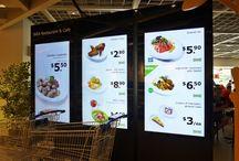 menuboard ekran