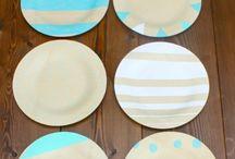 Malovane taniere