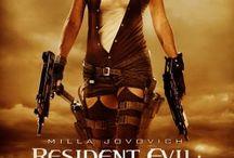 Resident Evil  / by Chelsa Bratton