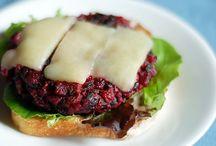 CSA-Amazing Veggie Burgers