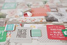 Saturday Share Project Life® Inspiration / by Rebecca - Simple as That Blog