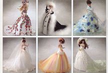 Barbie couture