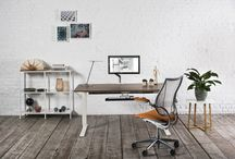 Humanscale Home Office Inspiration