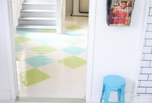Painted Furniture & Floors / by Cyndy Huntington
