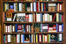 Quilt boekenkast