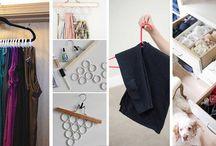 Ideas para closet