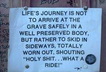 Quotes, Etc. / by Connie Tufte