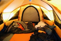 Tent Camping helpful hints and hacks