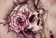 Tattoo it up!!! / by Chantelle Krampl