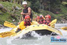 Extreme Waves Rafting 9 Agosto 2014