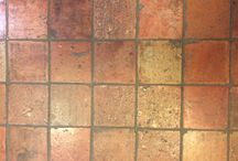 Floor Tiles / A selection of the antique and old tiles we sell