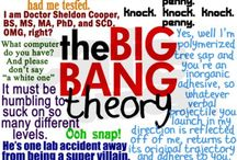 The Big Bang Theory / by Margie Fitzgerald