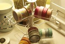 Crafts | Organization & Decor / Amazing craft spaces and brilliant storage ideas.