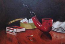 My oil paintings (2015-2016) / Oil Painting, Yağlıboya resimlerim