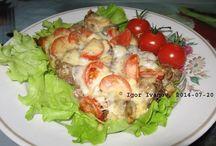 Кулинария. Блюда из субпродуктов