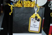 JJs Mickey Party / by Maricela Ruiz Solis