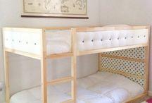 Toddler bunk beds