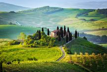 Luxury Villas in World Heritage Tuscany / You can spend your holidays in the Luxury villas in Tuscany that immersed in the eternal beauty of its medieval structures. Spoil yourself in the great art of the fantastic adventures
