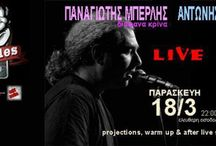 PANAGIOTIS BERLIS LIVE with FRIENDS