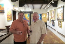 Artists in the Old Town Gallery / The unique artist group has over 230 years of full time painting experience, resulting in a caliber of art that collectors will not only appreciate, but be inspired by.