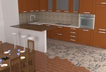 Kitchen Ideas / Kitchen Designs realized on Tilelook.  Visit www.tilelook.com/projects to find thousands projects!
