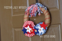 4th of July / by Amanda Montgomery