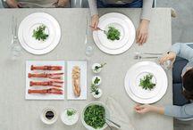 ASA A Table servies / ASA A Table Servies is van hoogstaand porselein gemaakt. Zeer uitgebreid en in diverse vormen leverbaar. http://www.zinaantafel.nl/shop/servies/asa_selection_servies_a_table