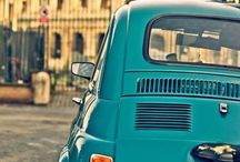 Fiat / The small iDEAL car: FIAT 500