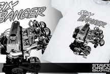 T Shirt Designs / T Shirt Designs from Street Dream Graphics