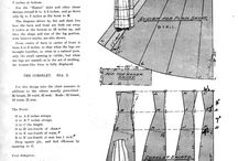 1900 skirt patterns