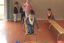 Liikuntaa lapsille