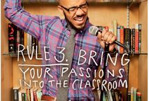 How to be a classroom hero / Learn the 12 rules / by American Teacher: Heroes in the Classroom