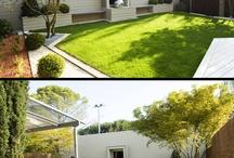 Diseño de exteriores para casas