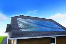 DOW Powerhouse Solar Shingle / Sister Company of Evolutionary Home Builders, Sustain-A-Building LLC became the first builder in the state of Ill. certified to install the #DOW Powerhouse Solar Shingle in 2014.