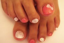 Nail design / Manicures, pedicures, acrylics and gel