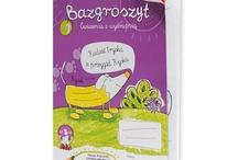 Produkty / Bazgroszyt.pl to serwis rekomendowany przez nauczycieli, uwielbiany przez dzieci! Sprawdźcie nasze kreatywne produkty.