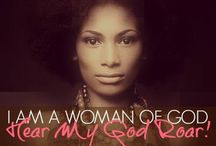 Women who are warriors of God