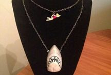 Moxie's Jewelry / Please Recommend Pins! / by Have Moxie On Me