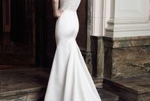 Mikaella Bridal Fall 2015 / Canadian collection of stunning #weddingdresses
