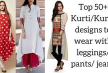 Kurti / Kurta Indian Wear