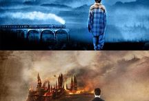 """Harry Potter / """"Books turn muggles into wizards"""""""