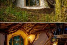 """Hobbit"" house"