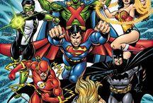 Fandoms: Comics / by Andy Poole