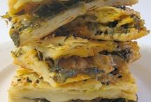 Pies, quiches, tarts / by Dora Vajana