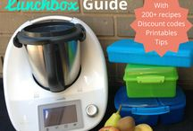 Thermomix lunch box