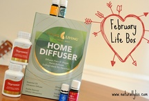 Young Living Life Boxes:  Essential Rewards