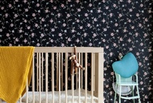 Nursery ideas / From pretty pinks to brilliant blues we have gorgeous inspiration for decorating your nursery!
