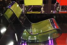 Translucent Chairs, Benches, Stools, Sofas (Seating Furniture)