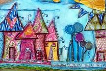 ARTist Luv~ Cathy B / by Kathie Gadd