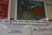 School artroom